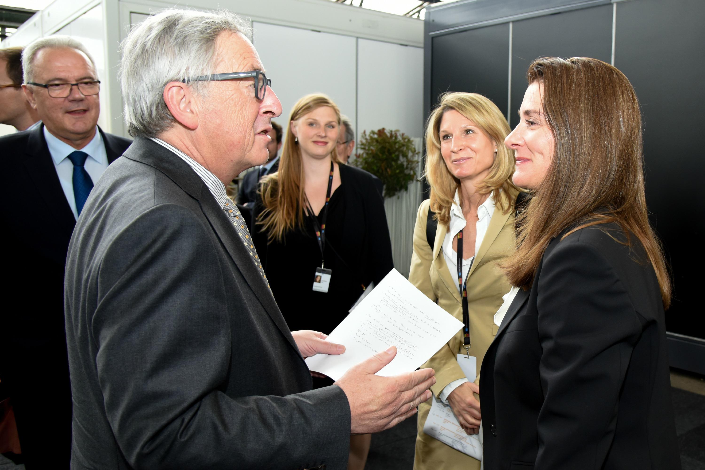 EU to combat malnutrition with the Bill and Melinda Gates Foundation –  EURACTIV.com
