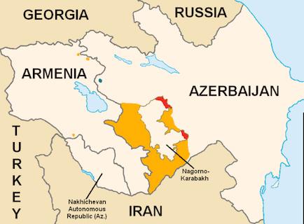 NagornoKarabakh dispute threatens regional war EURACTIVcom