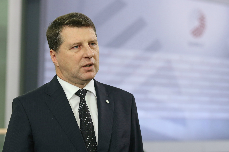 The current President of Latvia Raimonds Vejonis: biography, family, career 3