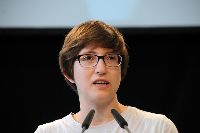 Copyright rapporteur MEP Julia Reda called for a rejection of the Google tax amendment