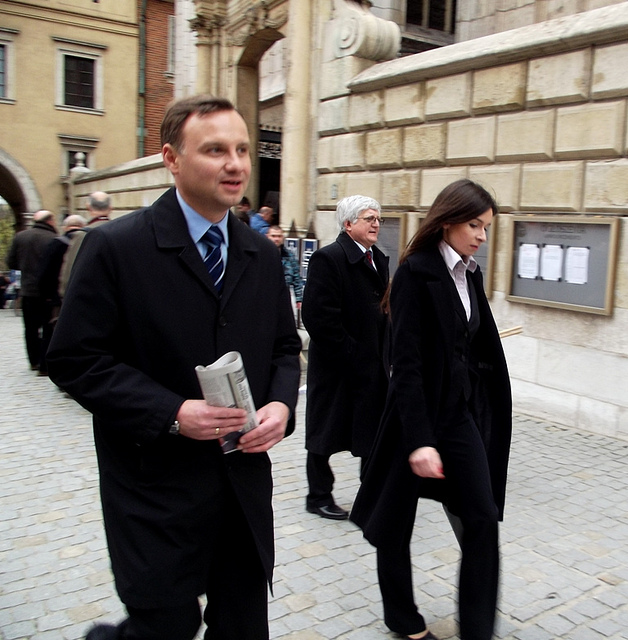Andrzej Duda of the conservative Law and Justice party beat incumbent Bronislaw Komorowski in Poland's presidential elections this May