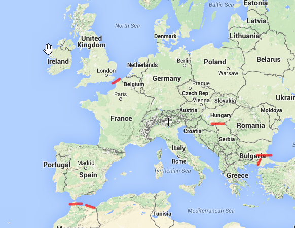 Calais Europe Map.Eu Struggles To Reconcile Values With Barbed Wire Fences Euractiv Com