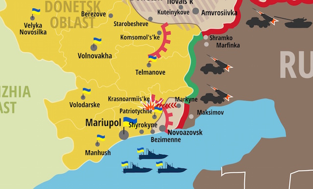 mapping the ukraine conflict milnewsca