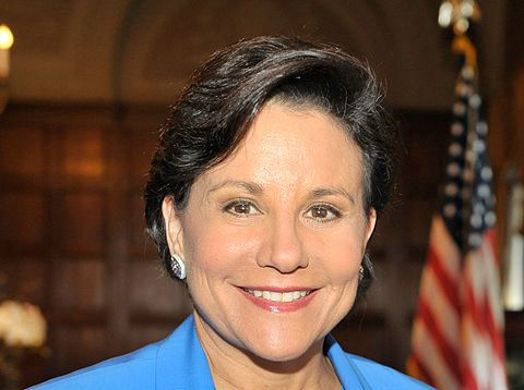 US Secretary of Commerce Penny Pritzker