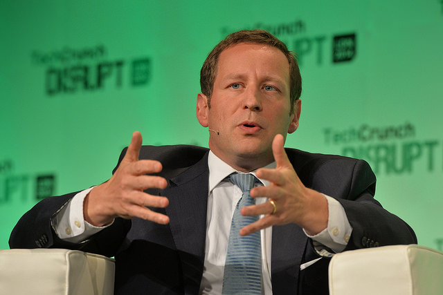 UK Minister of State for Culture and the Digital Economy Ed Vaizey