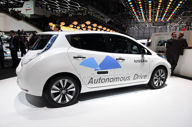 Autonomous driving takes back seat as connected car rules prepared