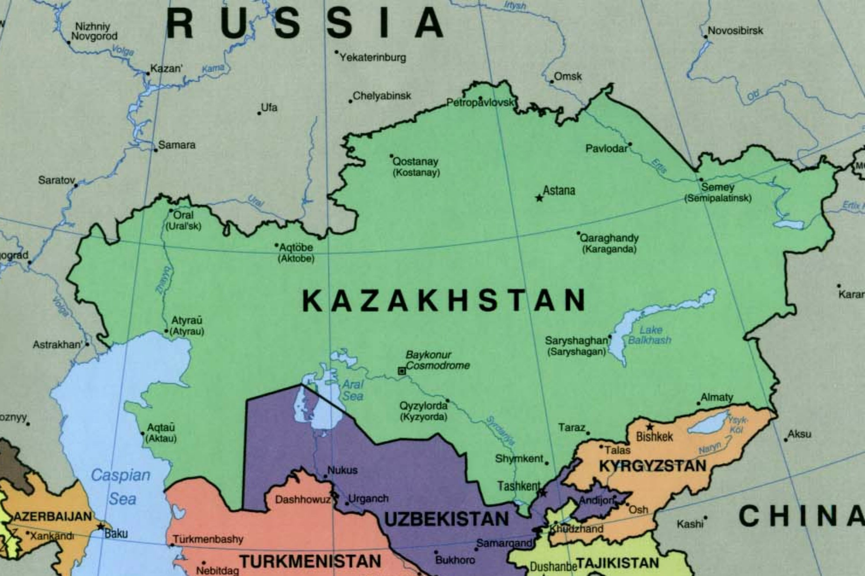 Why Northern Kazakhstan will not follow Eastern