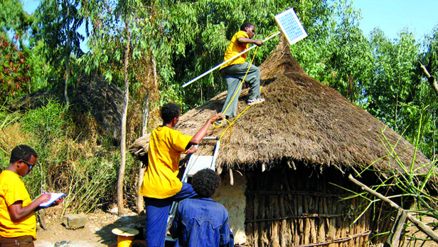 Off Grid Renewable Energy Recommended For Rural Africa
