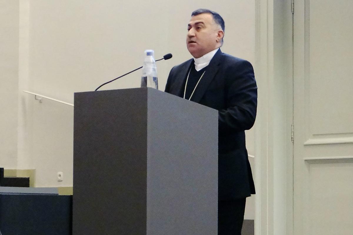 Mgr Bashar Matti Warda