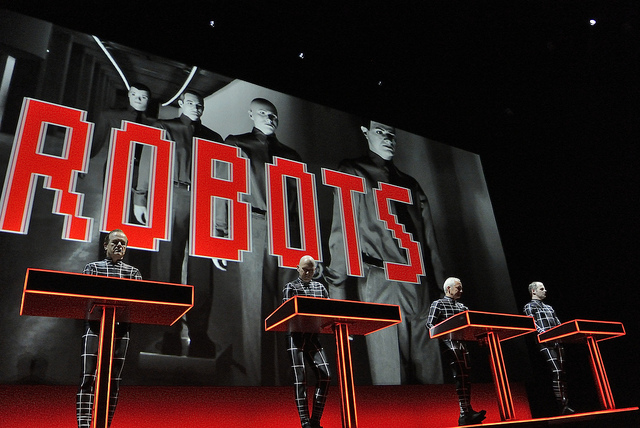 Kraftwerk is emboiled in a copyright fight that could end up in a European court