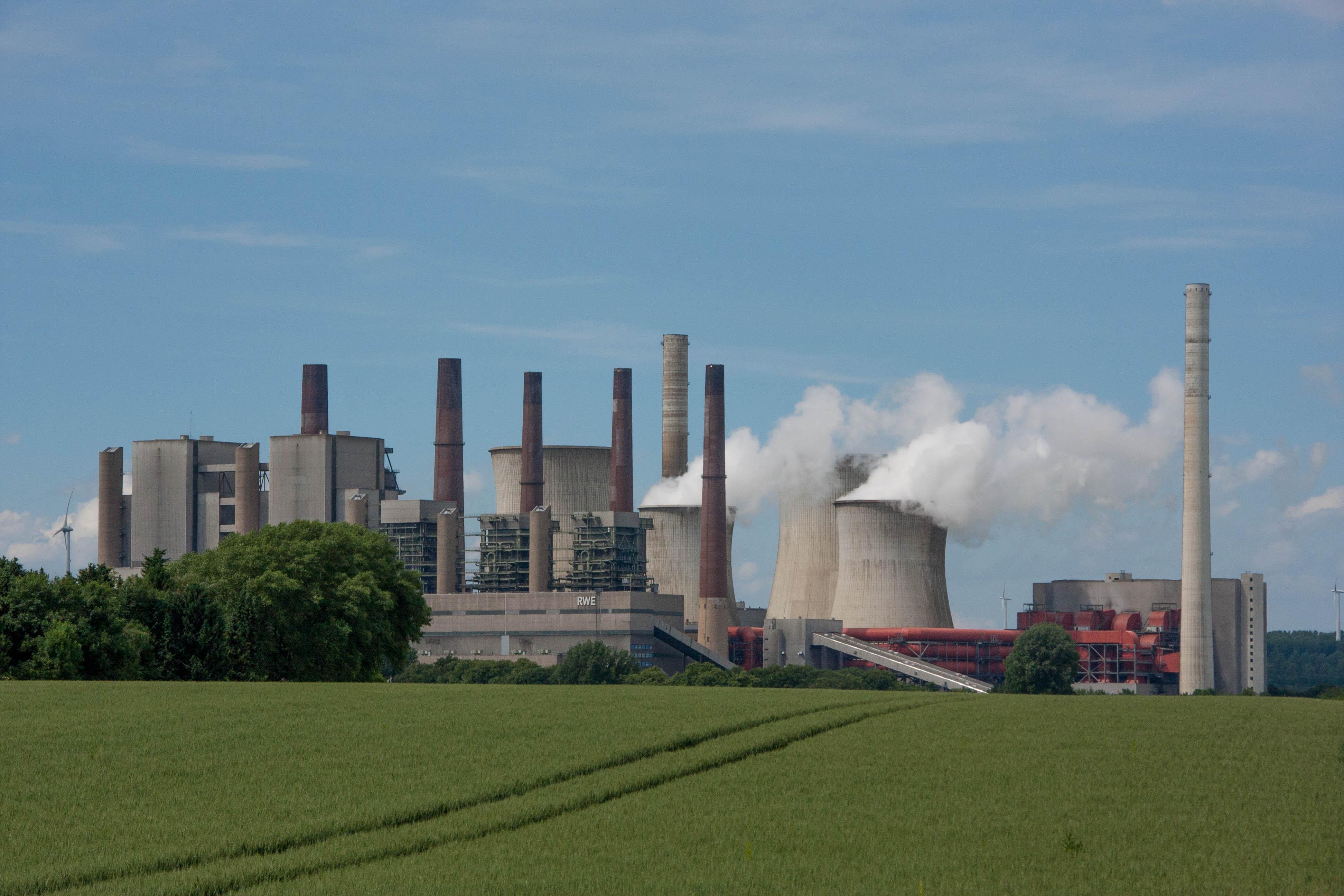 German Power Plants Ecbc O