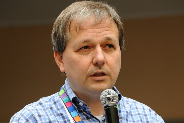 Italian MP Stefano Quintarelli
