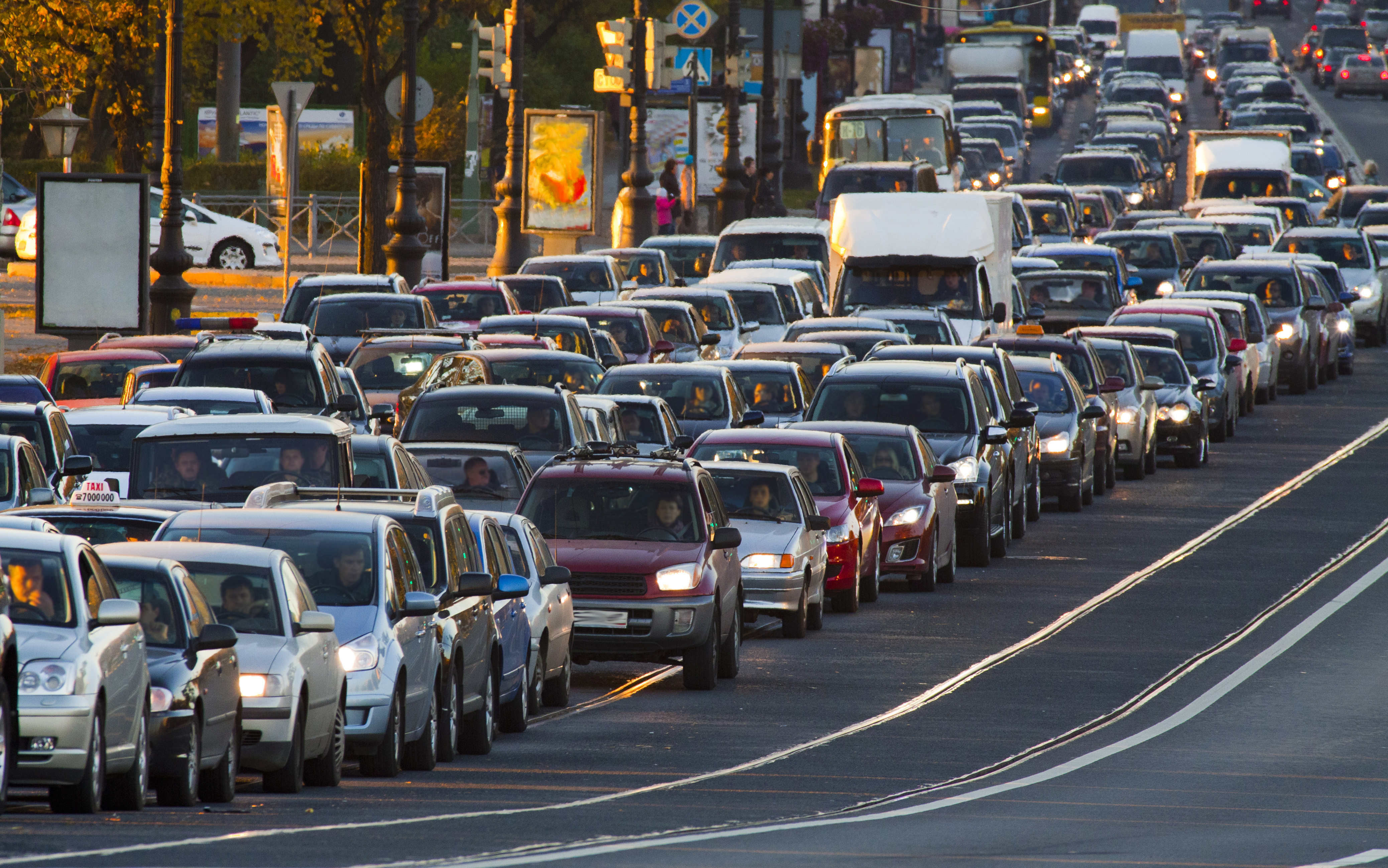 'Significant behaviour shifts' needed to cut transport ...