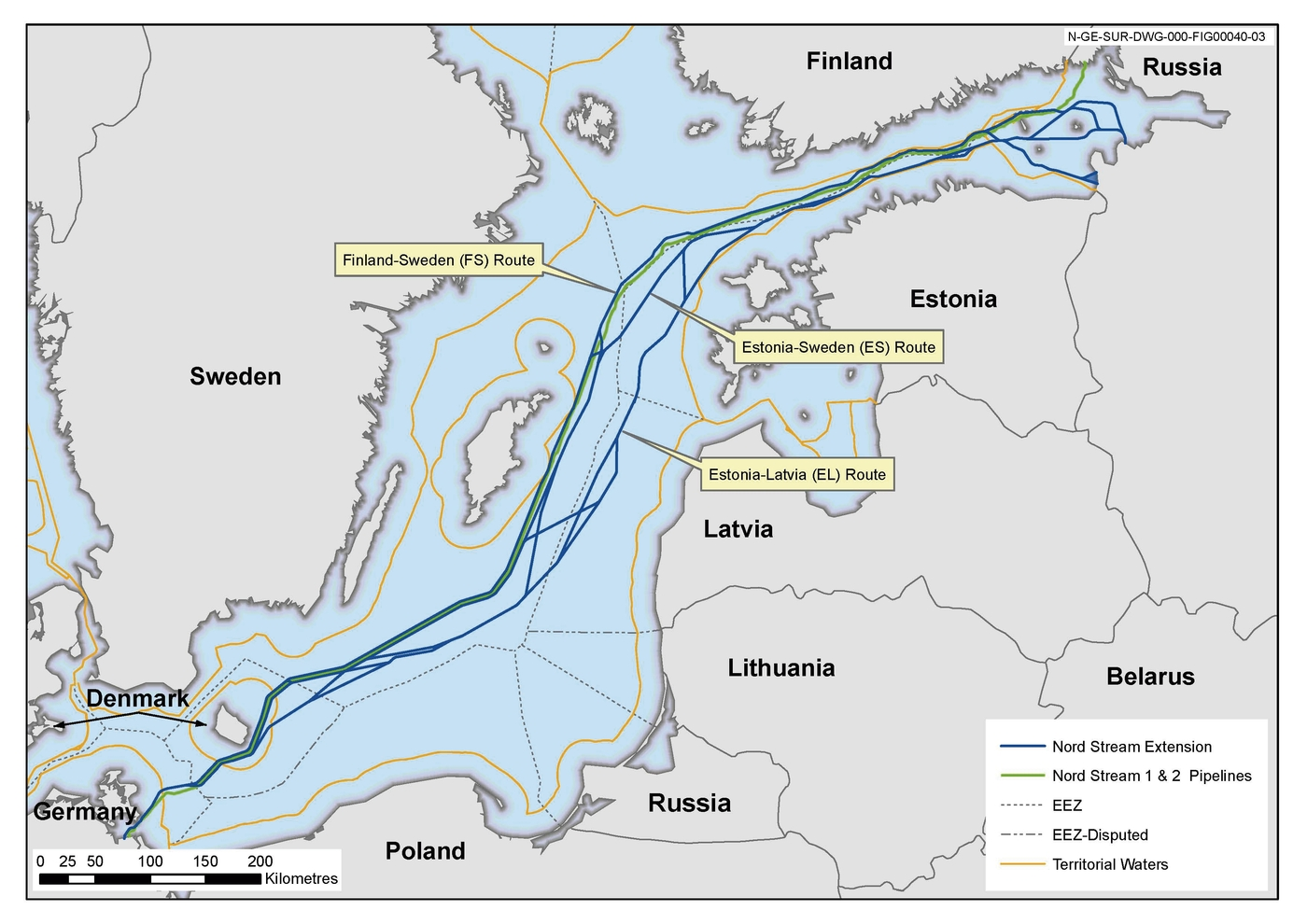 European Union moves ahead with Russian Federation  gas pipeline despite United States  opposition
