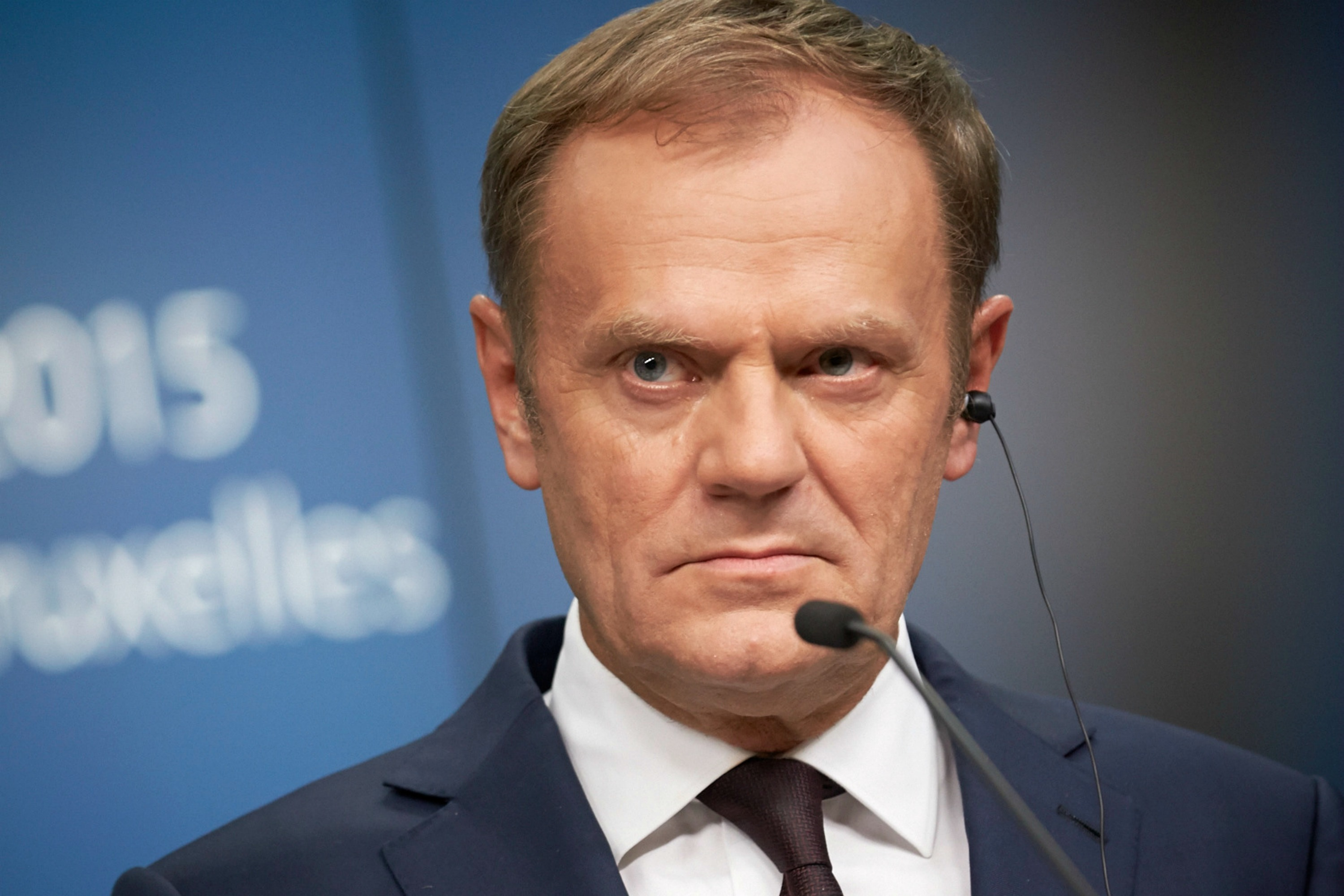 The Brief: Tusk gores Trump in clash of the Donalds