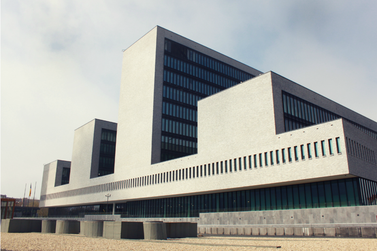 Europol's new HQ