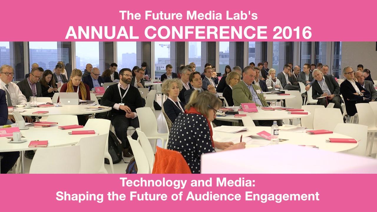 Future Media Lab 2016