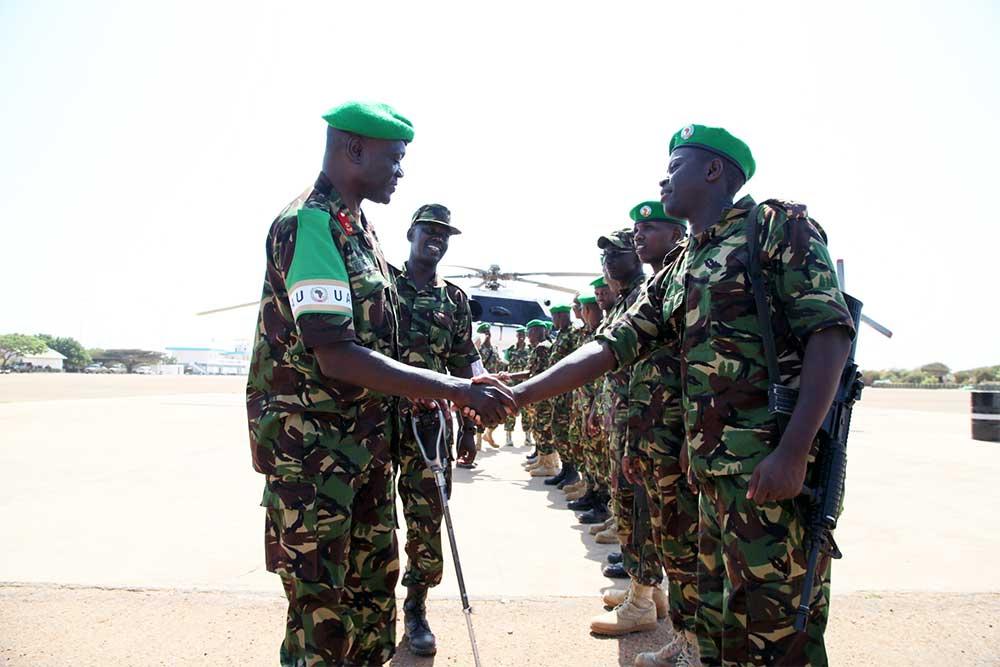 AMISOM in Somalia