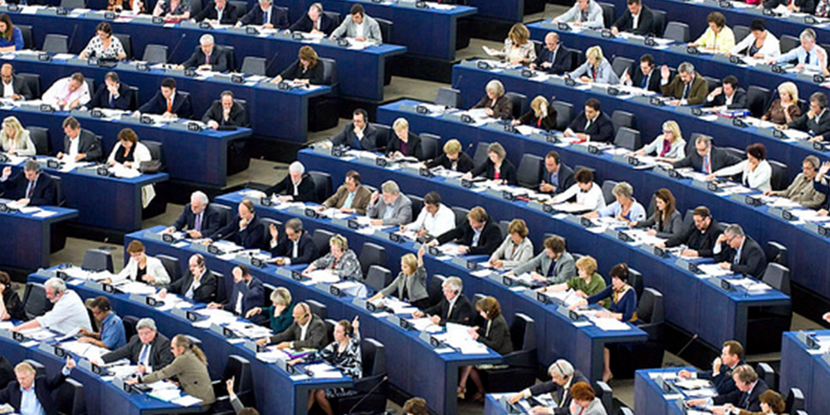 eu politics european parliament A proposed new copyright package in the european union is a threat to our fundamental right to freely share information  we strongly urge the european parliament .
