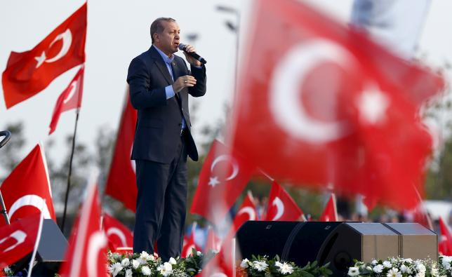 Erdogan Says Coup Was Gift From God To Reshape Country