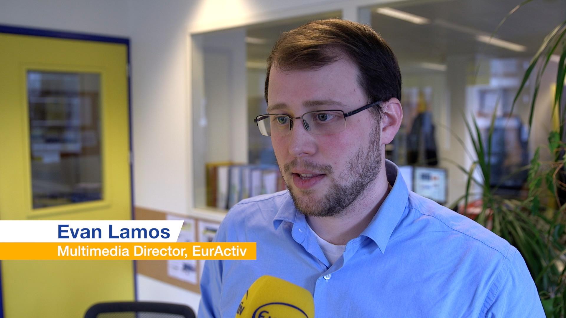 Evan Lamos
