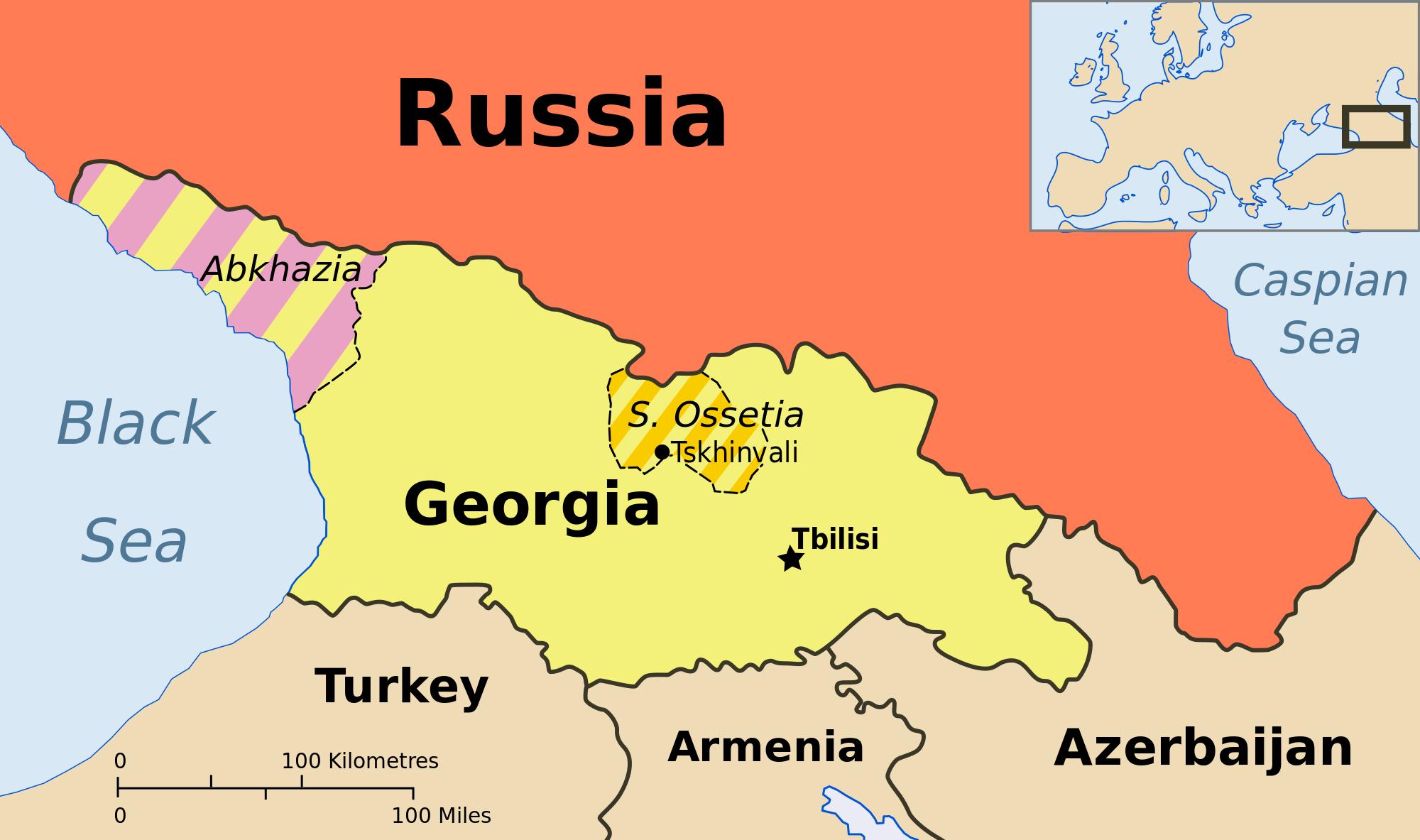 Abkhazia and South Ossetia [Wikipedia]