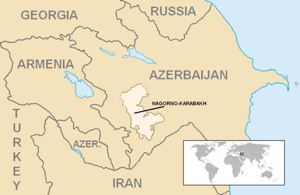 Nagorno-Karabakh [Wikipedia]
