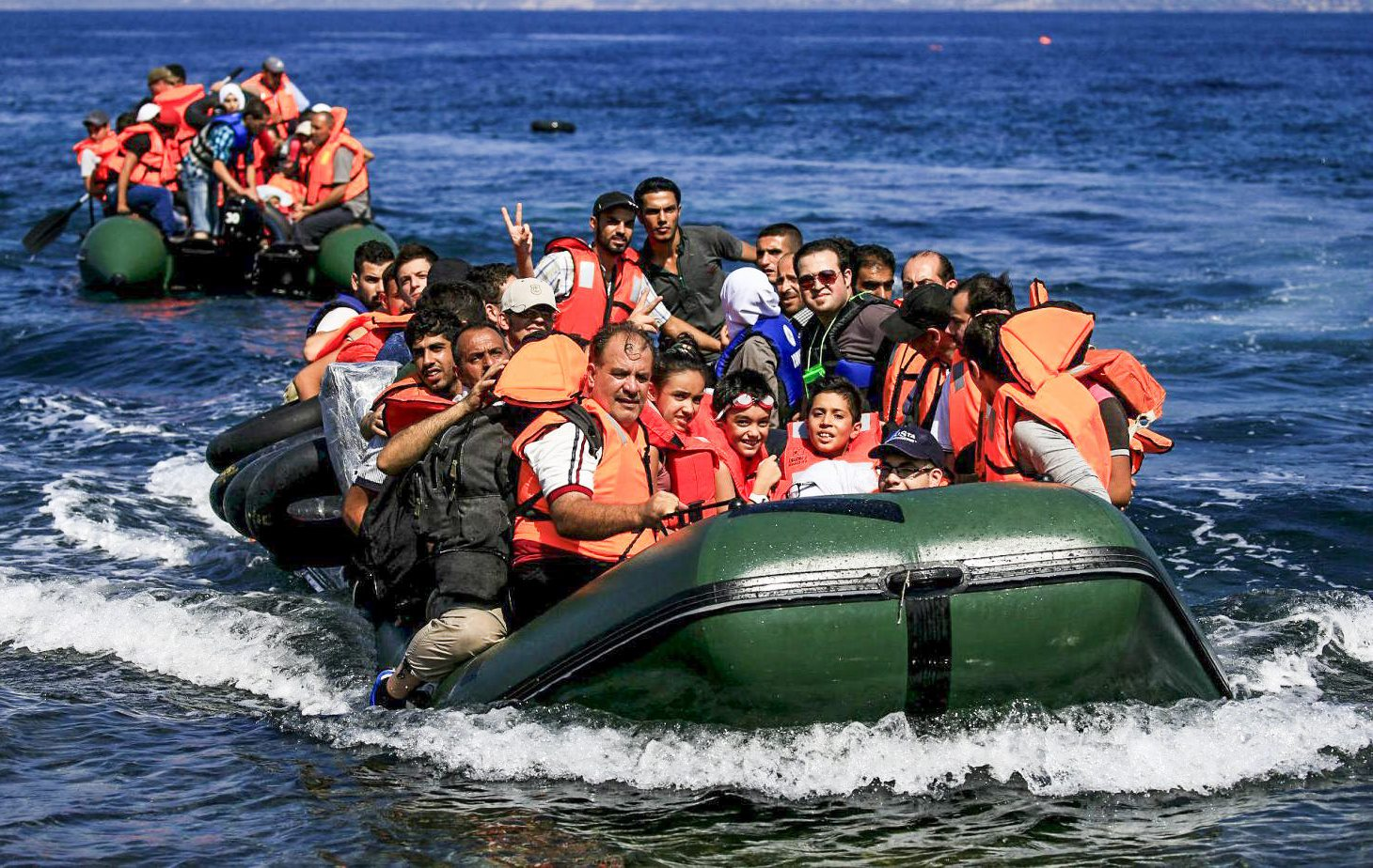 refugee problem The refugee brief – 14 september 2018 by kristy siegfried  refugee scholars find academic havens at us universities npr reports on a recently created.