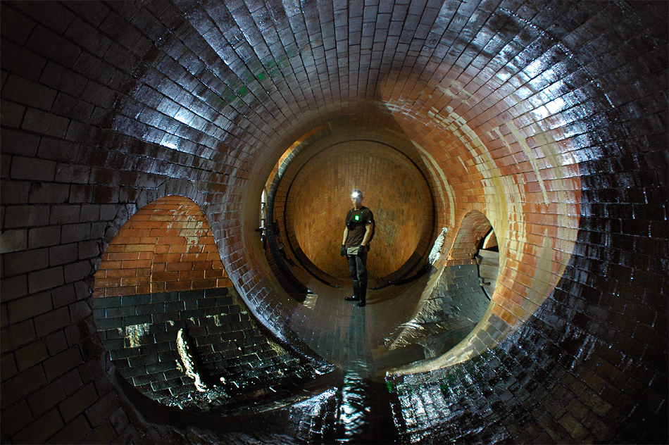 London Drainage Services: Waste Water: A World Under Your Feet