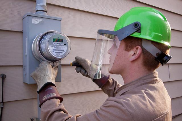Ge Meter Reader : Smart meters 'not needed after all for european power
