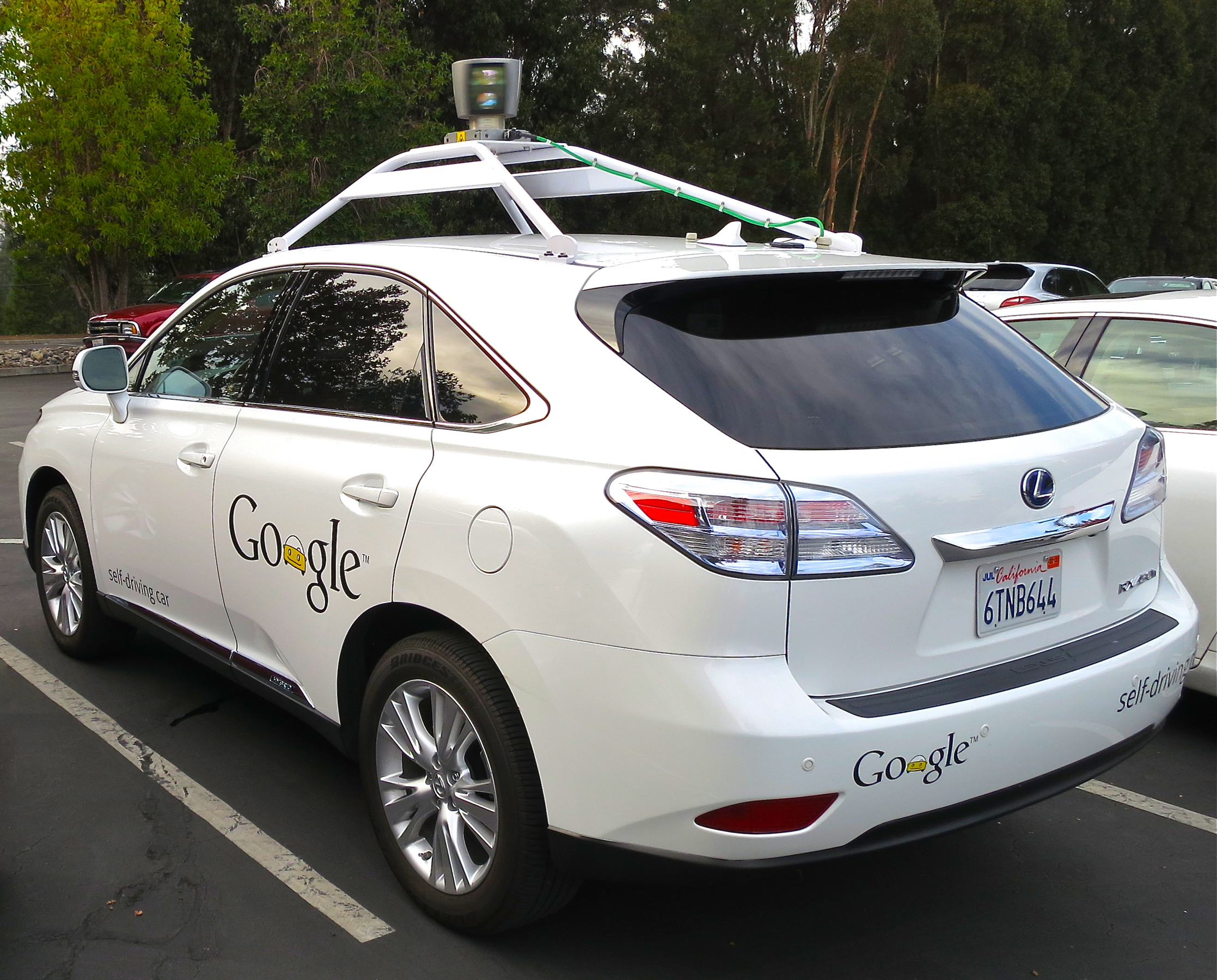 EU countries want legal change for driverless cars – but they ll