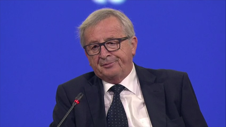 Juncker - Brexit wont be the death of the EU