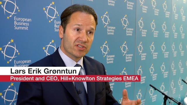 EU Matters with Lars Erik Gronntun