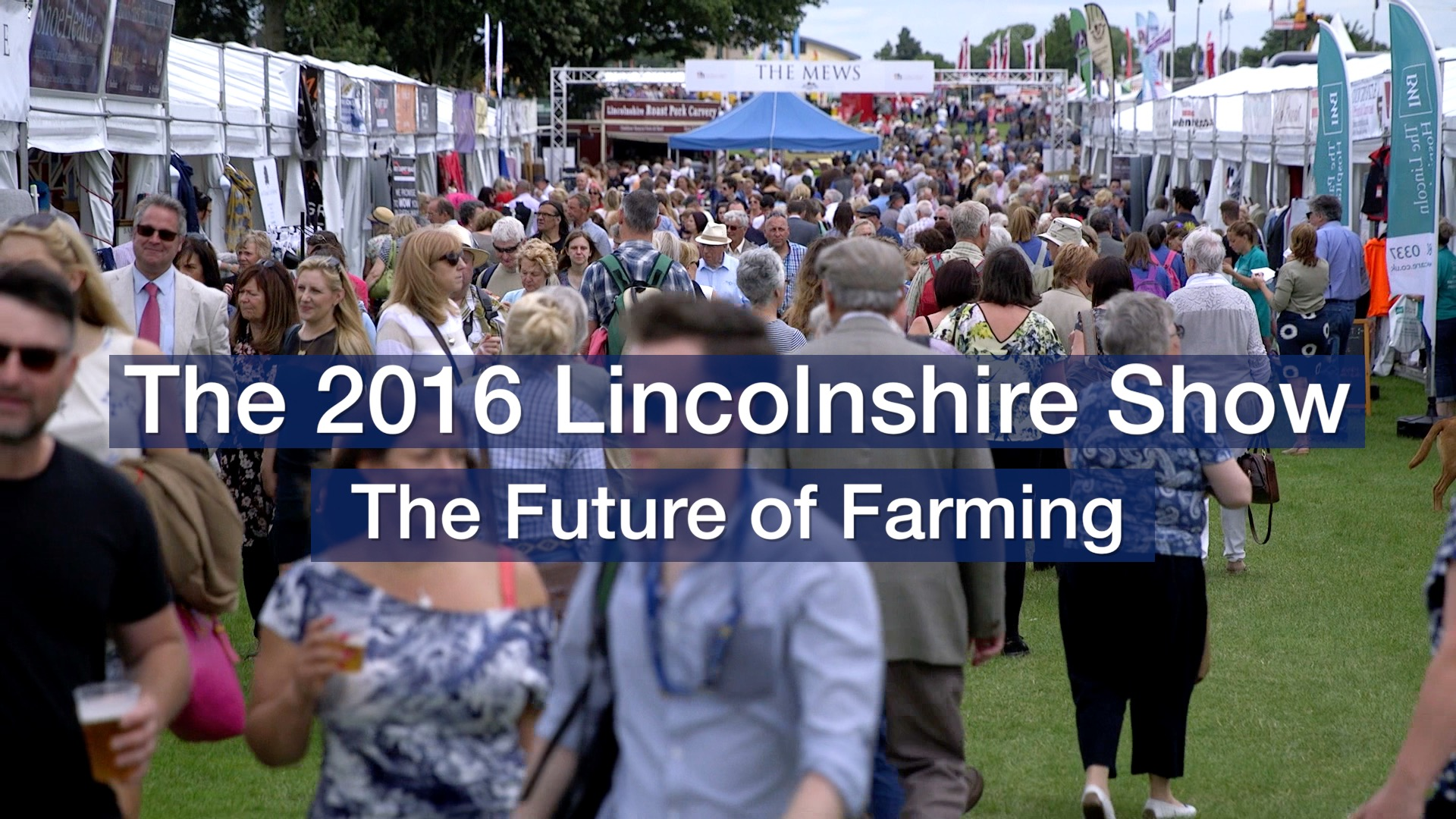 UK Young Farmers I : future of farming