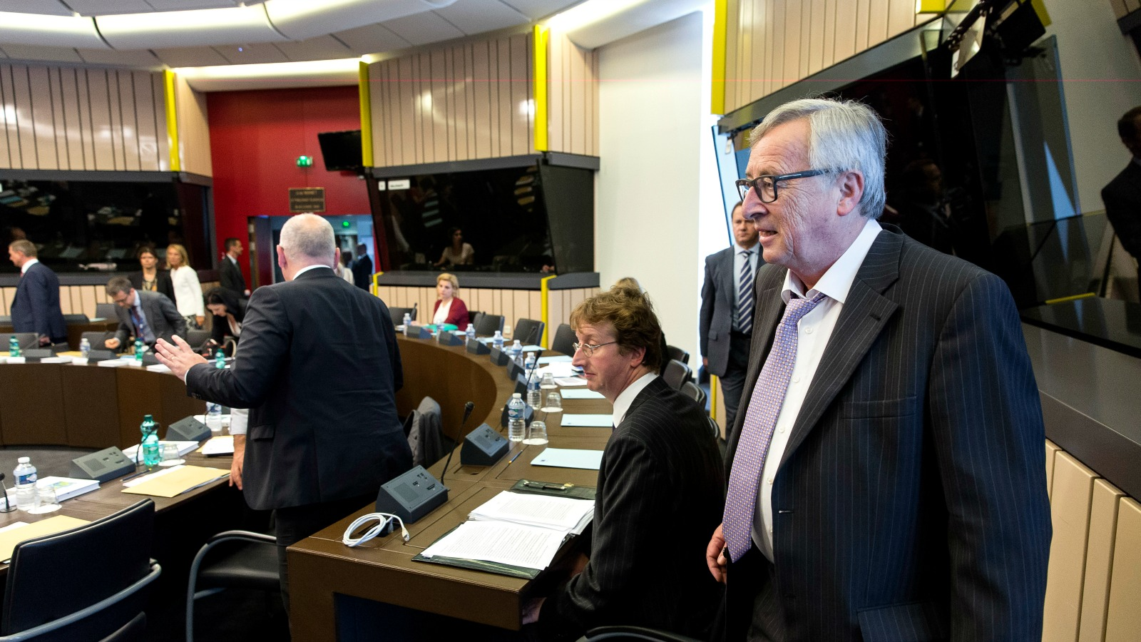 Member States Claw Back Control Over Ceta Euractiv