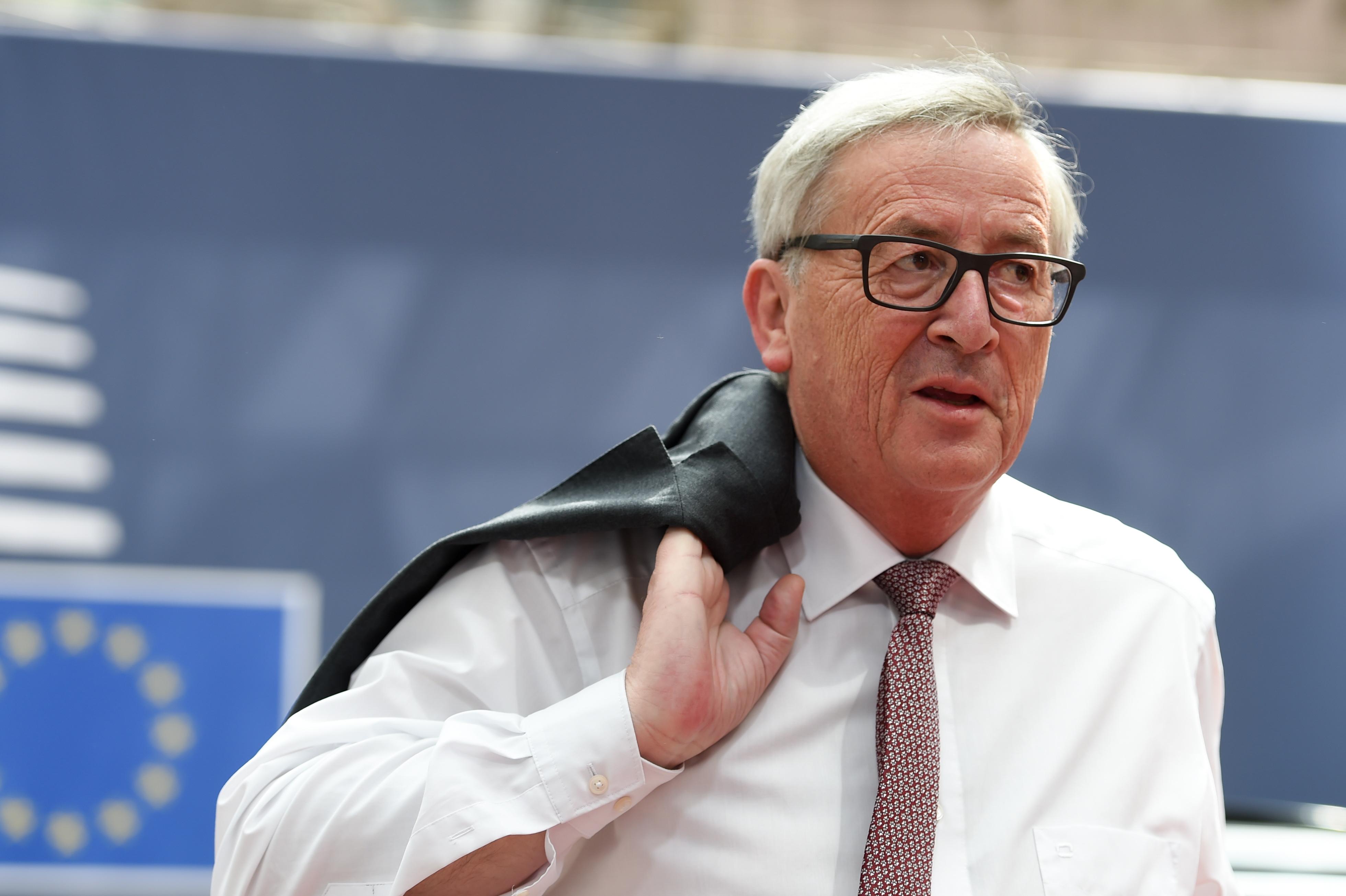 Juncker tells UK: No single market without freedom of movement – EURACTIV.com
