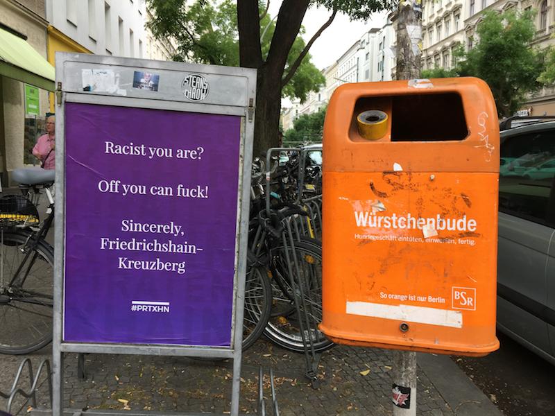Berlin, 30 July.