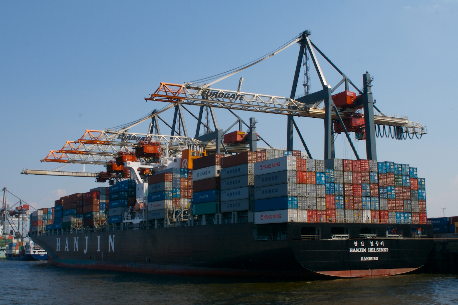 Study Shipping Air Pollution Causes 24 000 Deaths A Year