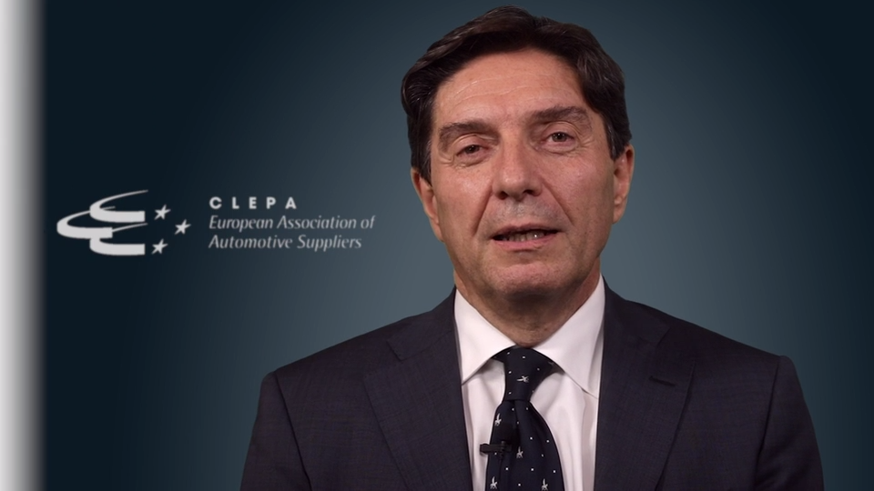 CLEPA Statement on 'Low-Emission Mobility Strategy'
