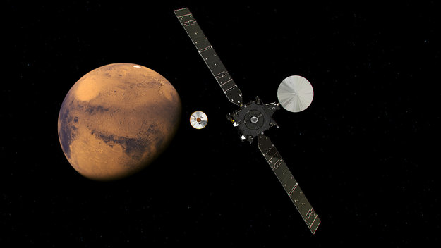 Europe, Russia delay Mars mission to 2022
