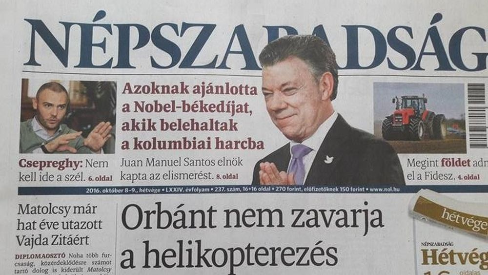 Fake news' another weapon in Orban's illiberal Hungary