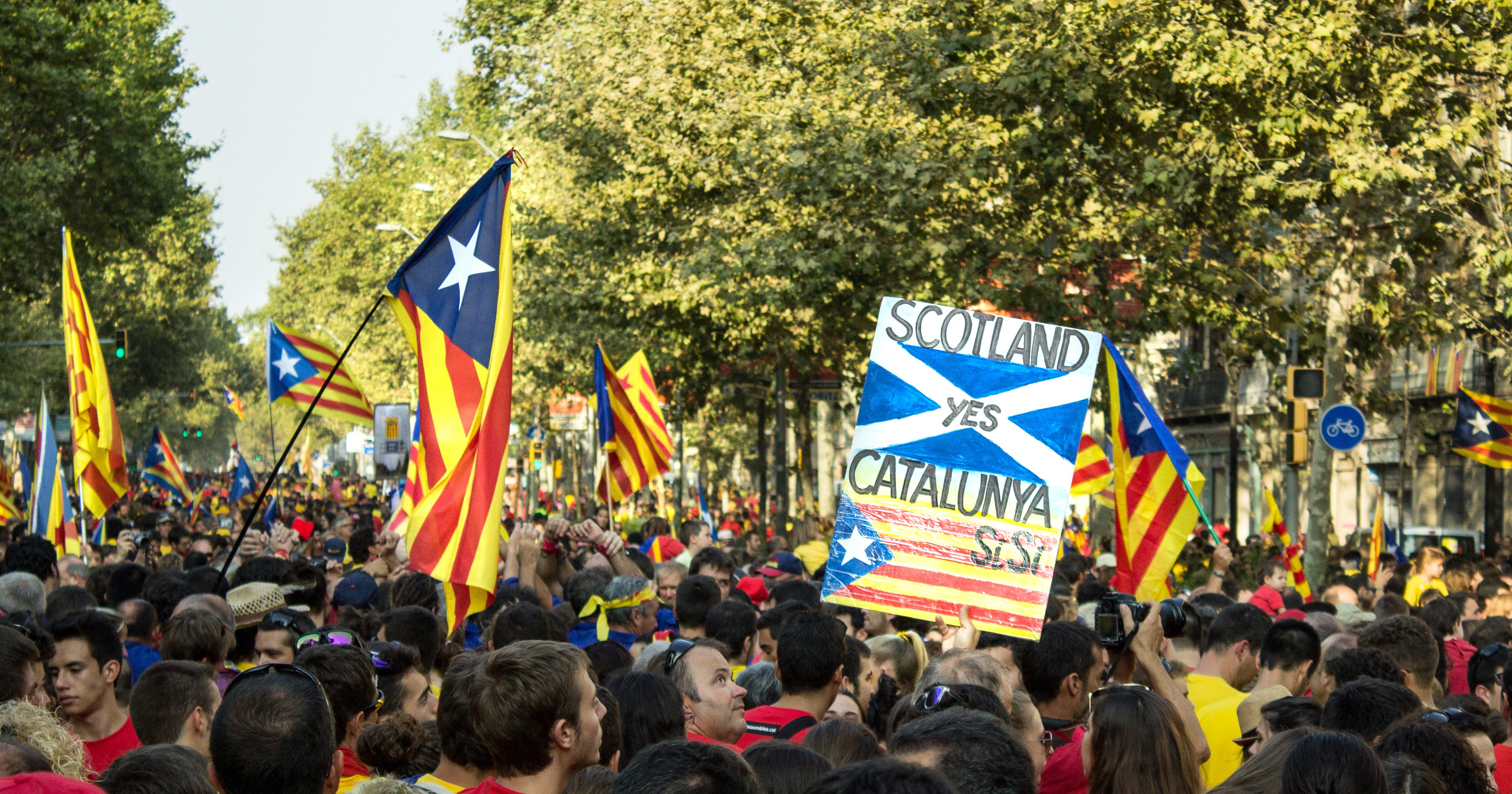 catalonia independence Catalan lawmakers have voted to establish an independent republic meanwhile,  the spanish senate has given spain's prime minister the.