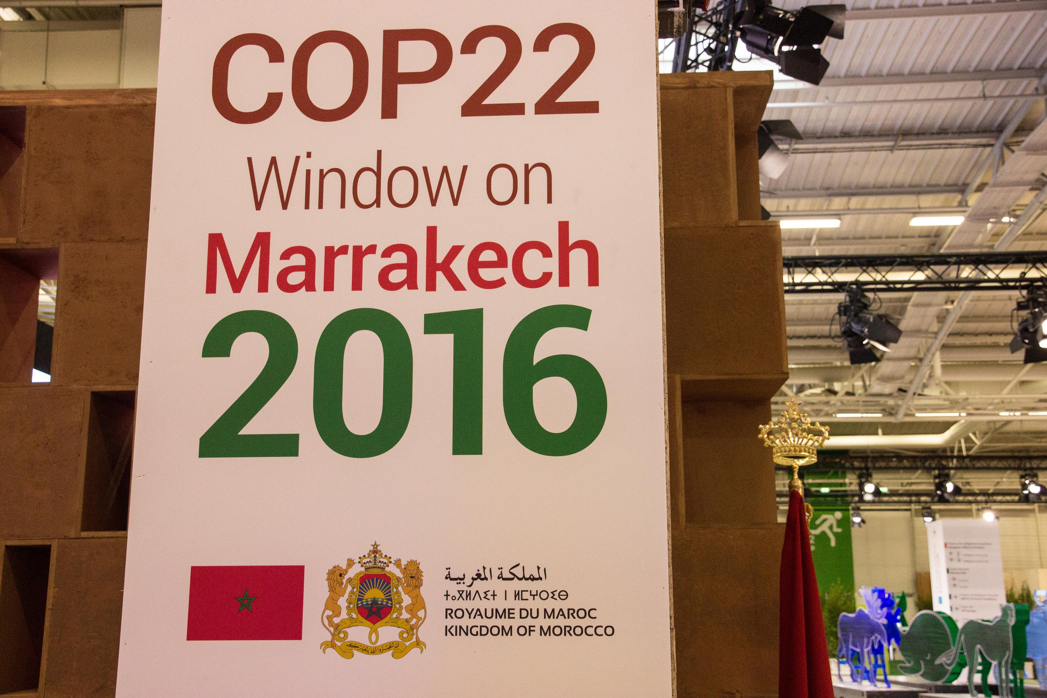 Marrakesh Climate Conference A Litmus Test For The Paris Agreement