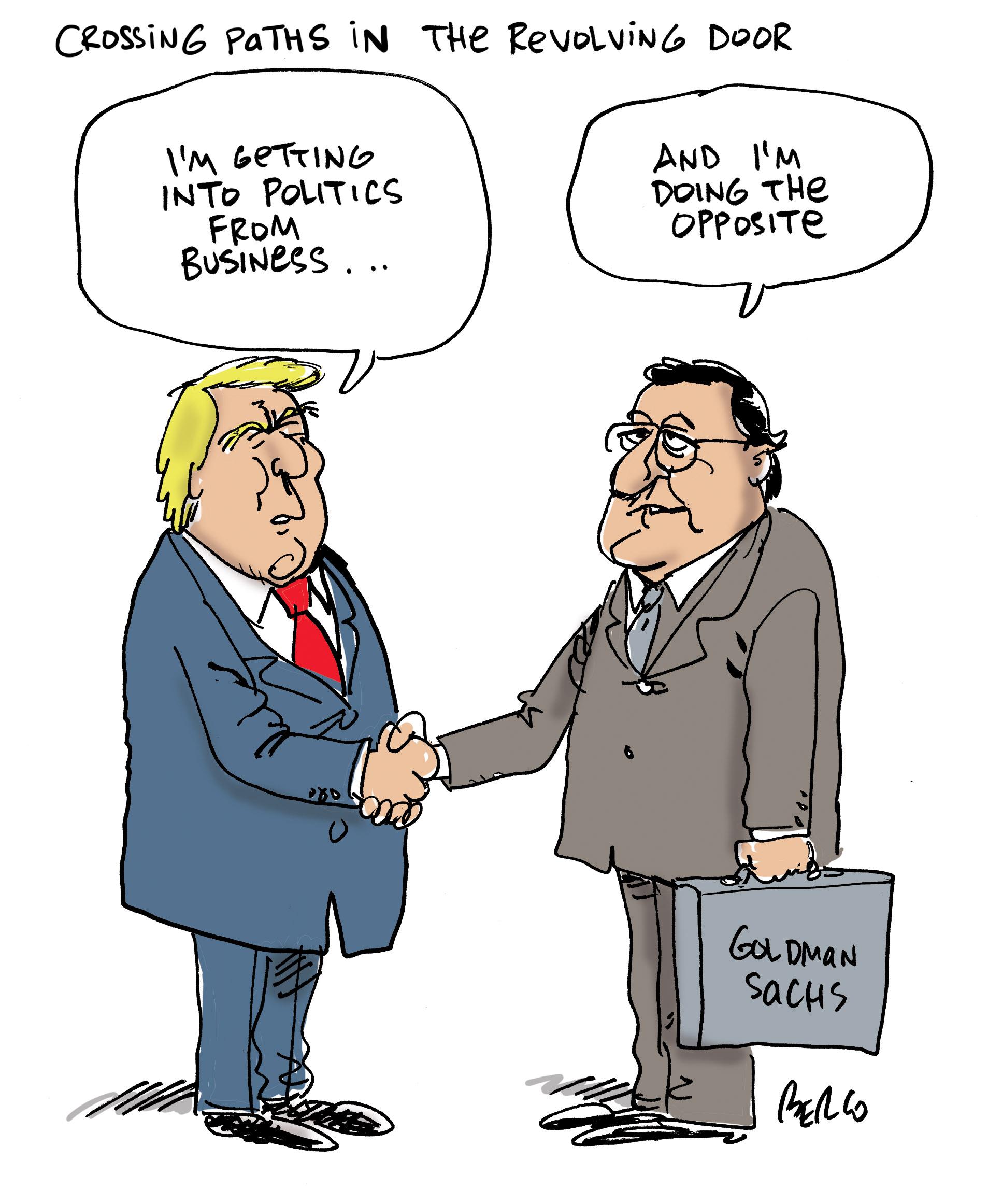 Trump s victory in cartoons euractiv