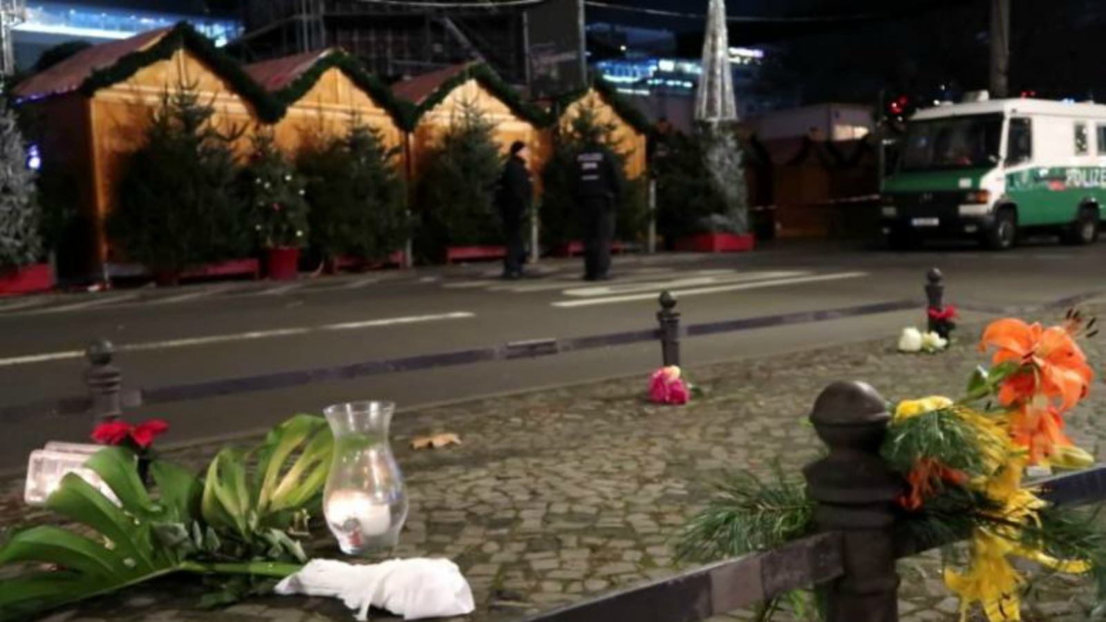 Berlin Christmas Market.Berlin Christmas Market Attack Affects All Europe