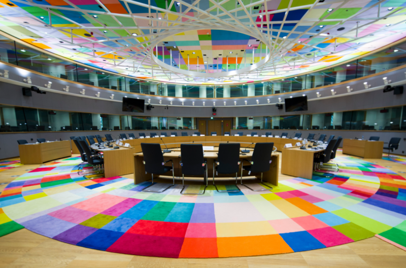 Eu Leaders To Cocoon In New Europa Building From January