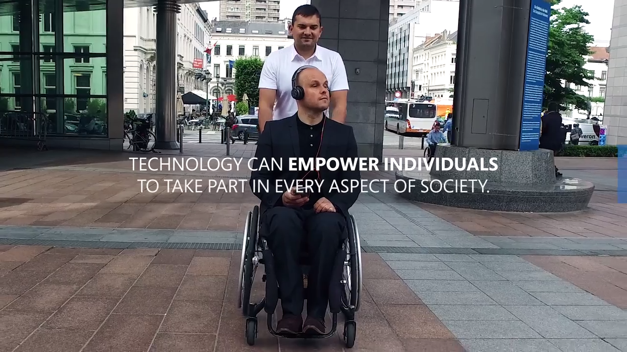 Technology Opening New Doors for People With Disabilities