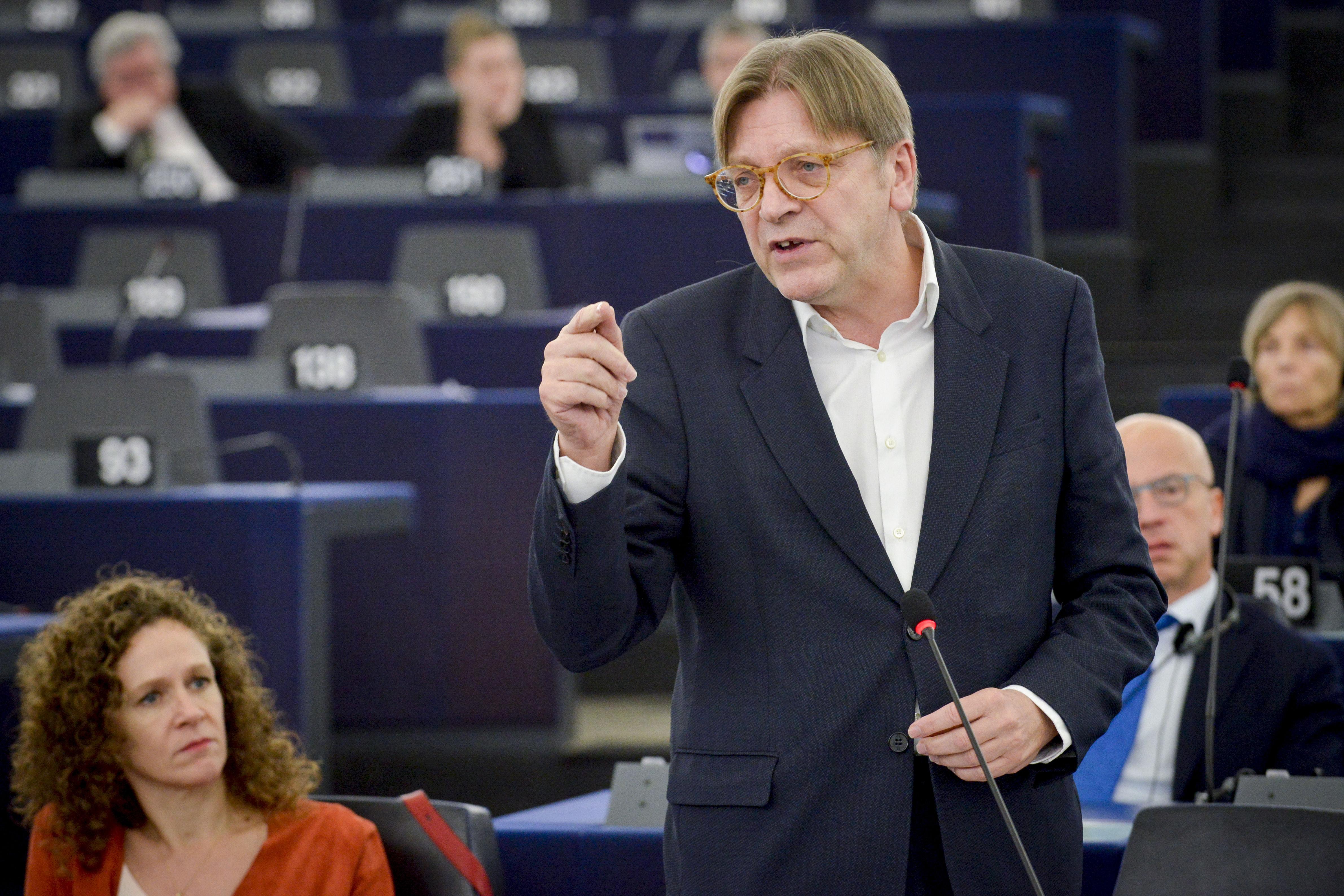 MEPs back Ukraine-style 'association' deal for post-Brexit UK