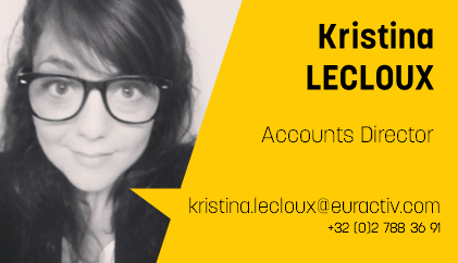 Kristina Lecloux