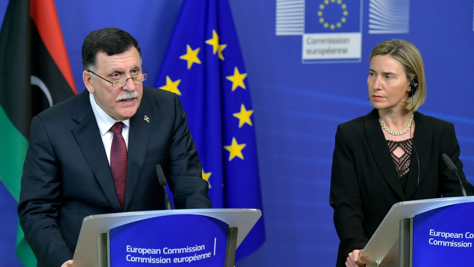 Libyan PM demands more EU money ahead of Malta summit